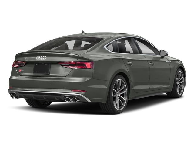 2018 Audi S5 Sportback Base Price 3.0 TFSI Prestige Pricing side rear view