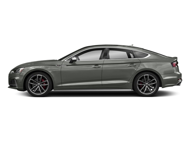 2018 Audi S5 Sportback Base Price 3.0 TFSI Prestige Pricing side view