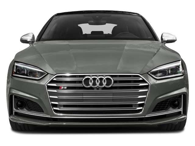 2018 Audi S5 Sportback Base Price 3.0 TFSI Prestige Pricing front view
