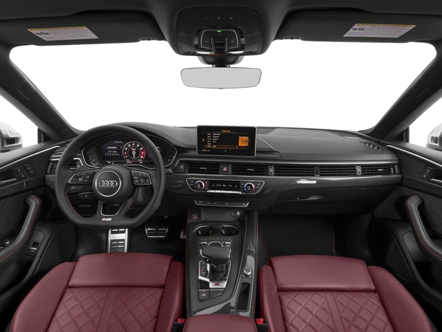 2018 Audi S5 Sportback Prices and Values Sedan 4D S5 Prestige AWD full dashboard