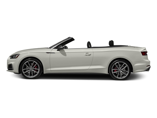2018 Audi S5 Cabriolet Pictures S5 Cabriolet 3.0 TFSI Prestige photos side view