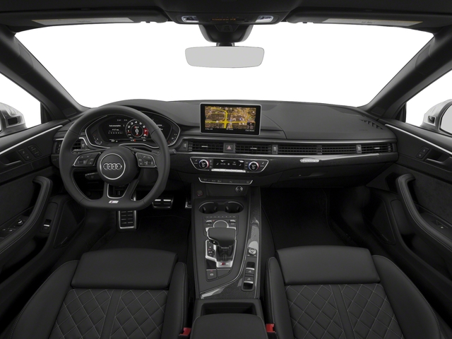 2018 Audi S5 Cabriolet Pictures S5 Cabriolet 3.0 TFSI Prestige photos full dashboard