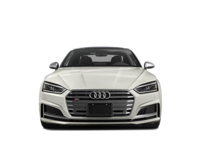 2018 Audi S5 Sportback Prices and Values Sedan 4D S5 Prestige AWD front view