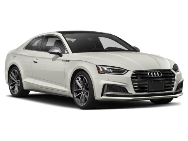 2018 Audi S5 Sportback Prices and Values Sedan 4D S5 Prestige AWD side front view
