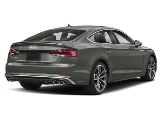 2018 Audi S5 Sportback Prices and Values Sedan 4D S5 Prestige AWD side rear view
