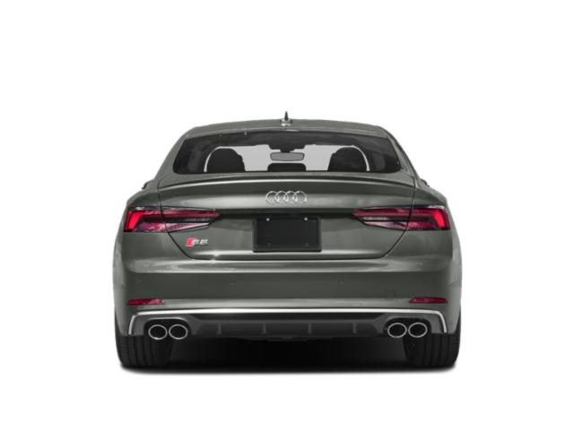 2018 Audi S5 Sportback Prices and Values Sedan 4D S5 Prestige AWD rear view