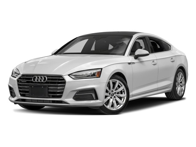 2018 Audi A5 Sportback Pictures A5 Sportback 2.0 TFSI Premium Plus photos side front view