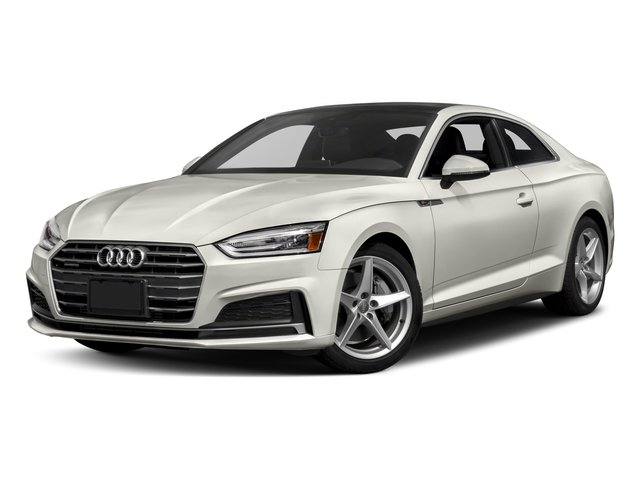 2018 Audi A5 Coupe Base Price 2.0 TFSI Premium Plus Manual Pricing side front view