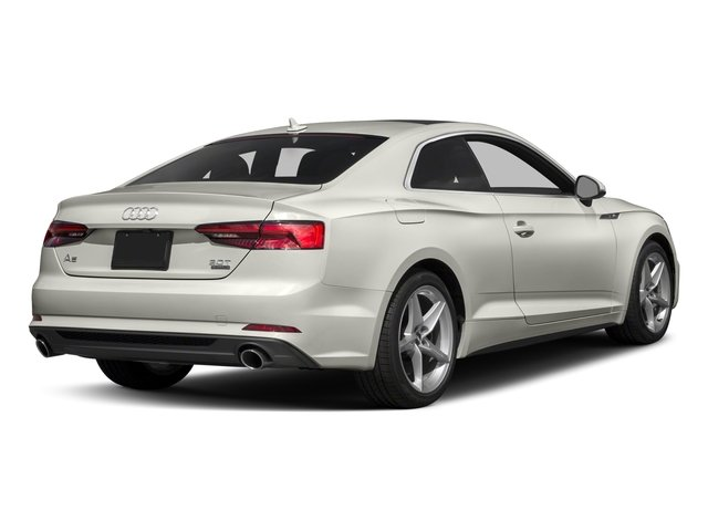 2018 Audi A5 Coupe Base Price 2.0 TFSI Premium Plus Manual Pricing side rear view