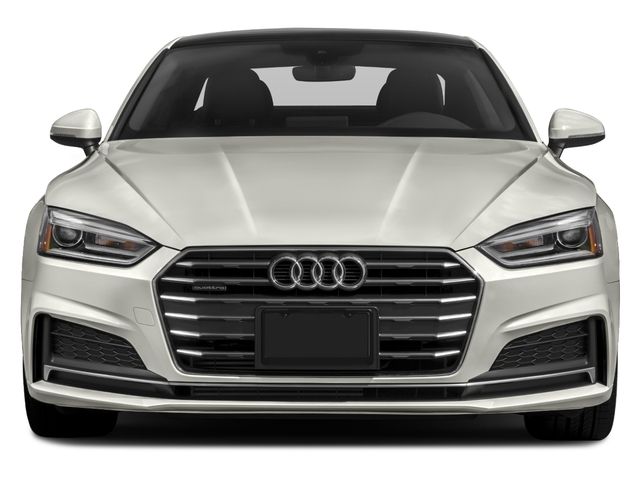 2018 Audi A5 Coupe Base Price 2.0 TFSI Premium Plus Manual Pricing front view