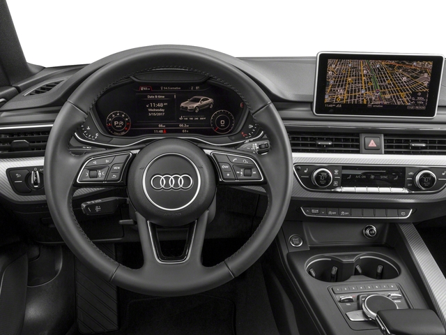 2018 Audi A5 Coupe Base Price 2.0 TFSI Premium Plus Manual Pricing driver's dashboard