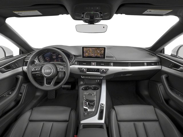 2018 Audi A5 Coupe Base Price 2.0 TFSI Premium Plus Manual Pricing full dashboard