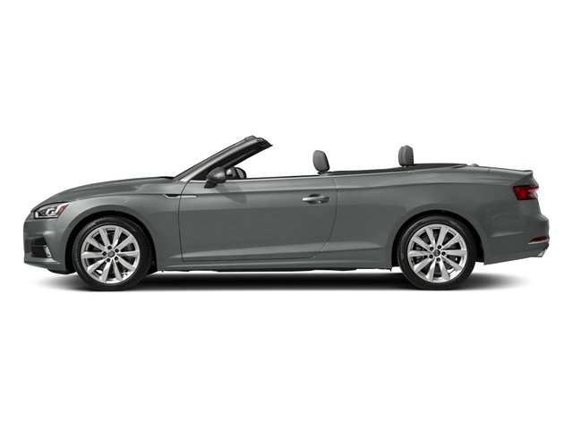 2018 Audi A5 Cabriolet Pictures A5 Cabriolet 2.0 TFSI Premium Plus photos side view