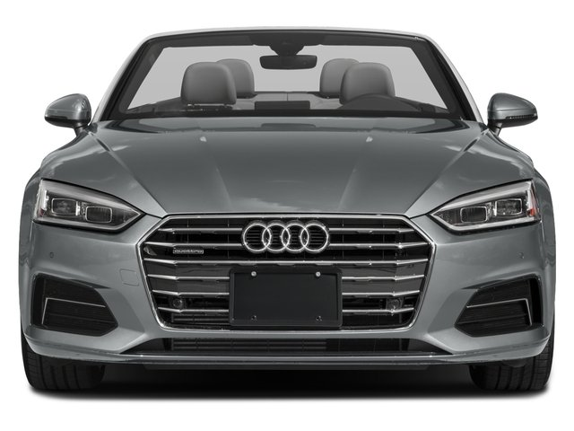 2018 Audi A5 Cabriolet Prices and Values Convertible 2D Premium AWD front view