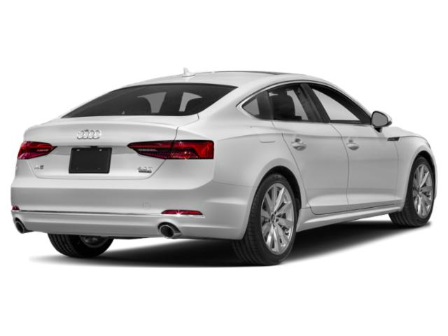 2018 Audi A5 Coupe Base Price 2.0 TFSI Premium Plus S tronic Pricing side rear view