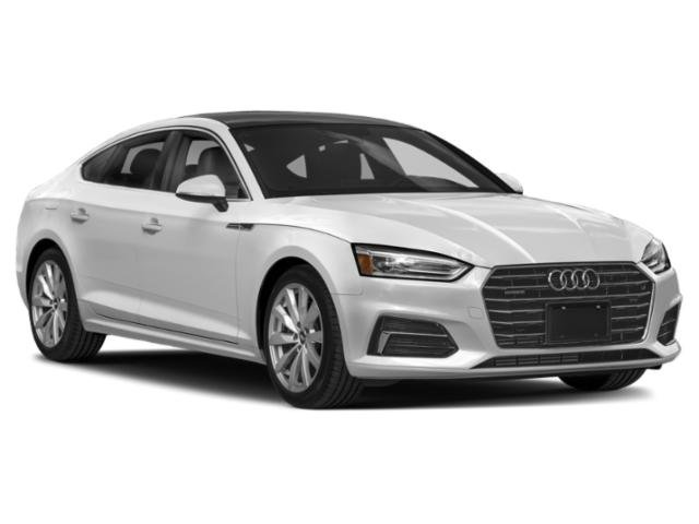 2018 Audi A5 Coupe Pictures A5 Coupe 2D Premium Plus AWD photos side front view