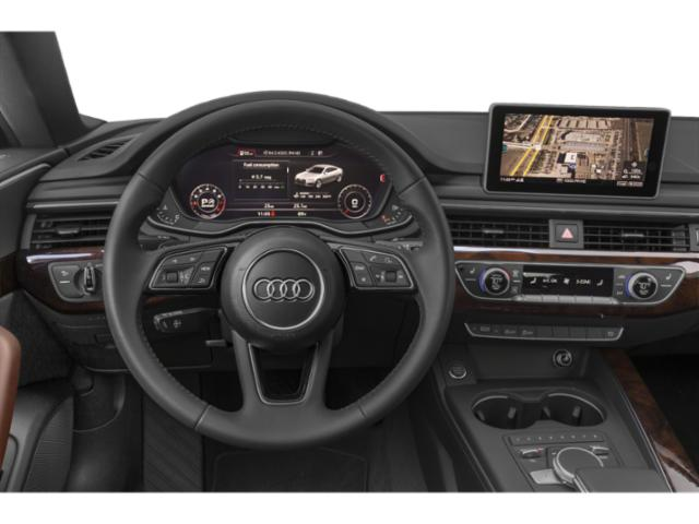 2018 Audi A5 Coupe Base Price 2.0 TFSI Premium Plus S tronic Pricing driver's dashboard