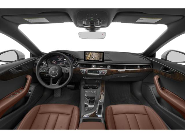 2018 Audi A5 Coupe Base Price 2.0 TFSI Premium Plus S tronic Pricing full dashboard