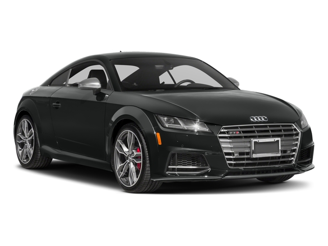 2018 Audi TTS Prices and Values Coupe 2D AWD side front view