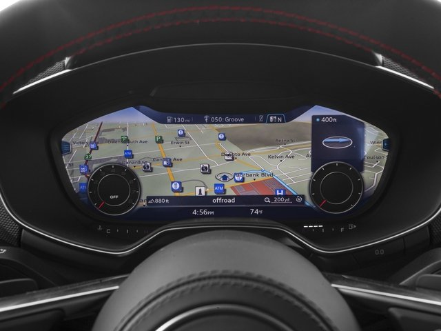 2018 Audi TTS Pictures TTS 2.0 TFSI photos navigation system