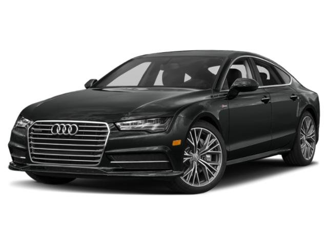 2018 Audi A7 Pictures A7 3.0 TFSI Prestige photos side front view