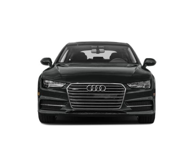 2018 Audi A7 Pictures A7 3.0 TFSI Prestige photos front view