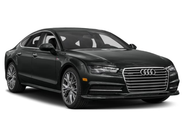 2018 Audi A7 Prices and Values Sedan 4D 3.0T Prestige AWD side front view