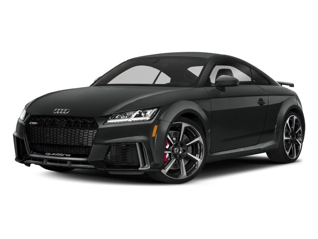 2018 Audi TT RS Pictures TT RS 2.5 TFSI photos side front view