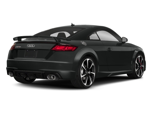 2018 Audi TT RS Pictures TT RS 2.5 TFSI photos side rear view