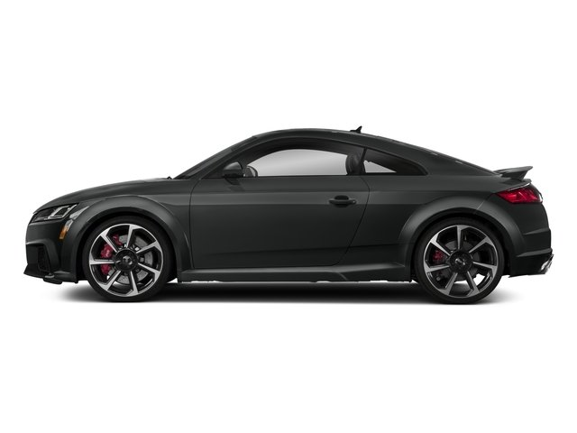 2018 Audi TT RS Pictures TT RS 2.5 TFSI photos side view