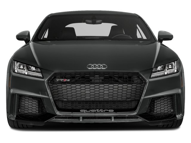2018 Audi TT RS Pictures TT RS 2.5 TFSI photos front view