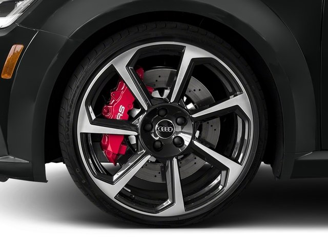 2018 Audi TT RS Base Price 2.5 TFSI Pricing wheel