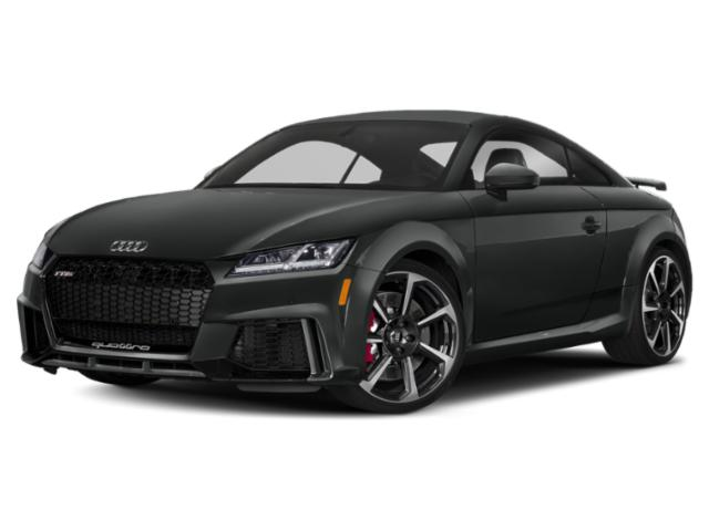 2018 Audi TT RS Base Price 2.5 TFSI Pricing