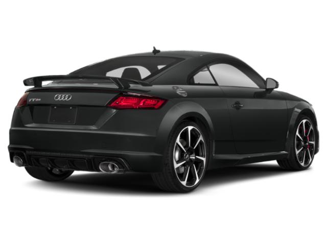 2018 Audi TT RS Base Price 2.5 TFSI Pricing side rear view