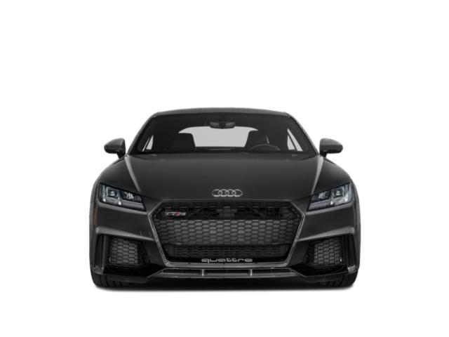 2018 Audi TT RS Base Price 2.5 TFSI Pricing front view