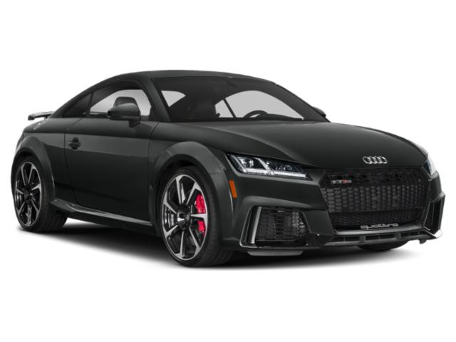 2018 Audi TT RS Prices and Values Coupe 2D TT RS AWD side front view