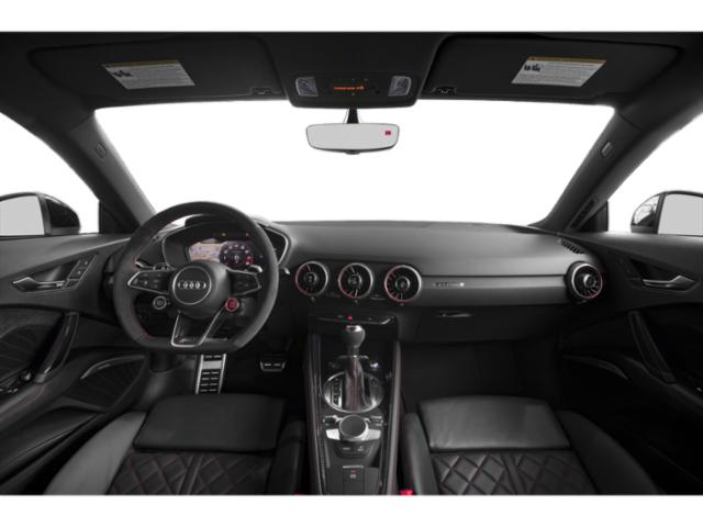 2018 Audi TT RS Base Price 2.5 TFSI Pricing full dashboard