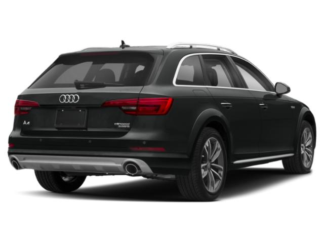 2018 Audi A4 allroad Pictures A4 allroad 2.0 TFSI Tech Premium photos side rear view