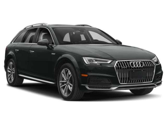 2018 Audi A4 allroad Prices and Values Wagon 4D Premium Plus AWD side front view