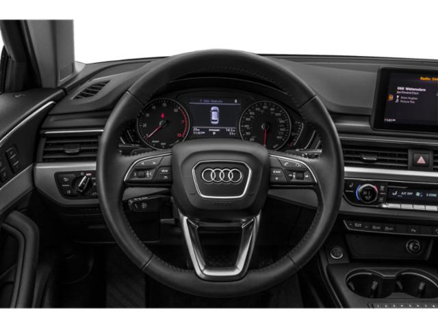 2018 Audi A4 allroad Base Price 2.0 TFSI Tech Premium Pricing driver's dashboard
