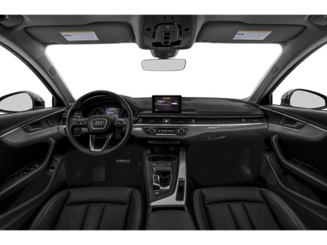 2018 Audi A4 allroad Base Price 2.0 TFSI Tech Prestige Pricing full dashboard