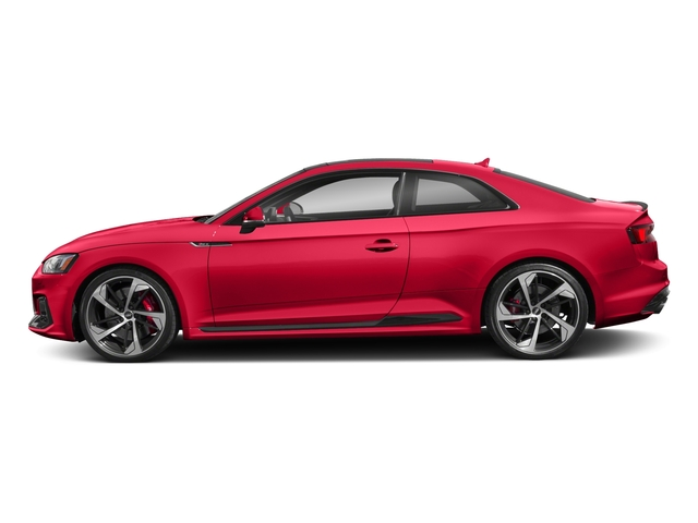 2018 Audi RS 5 Coupe Base Price 2.9 TFSI quattro tiptronic Pricing side view