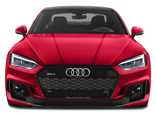 2018 Audi RS 5 Coupe Base Price 2.9 TFSI quattro tiptronic Pricing front view
