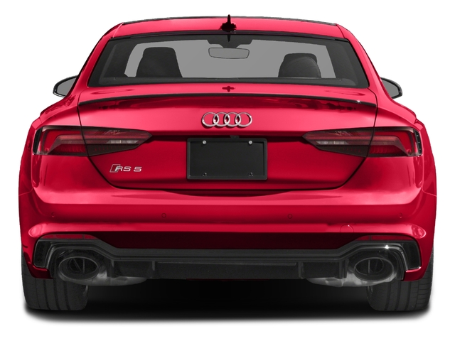 2018 Audi RS 5 Coupe Base Price 2.9 TFSI quattro tiptronic Pricing rear view