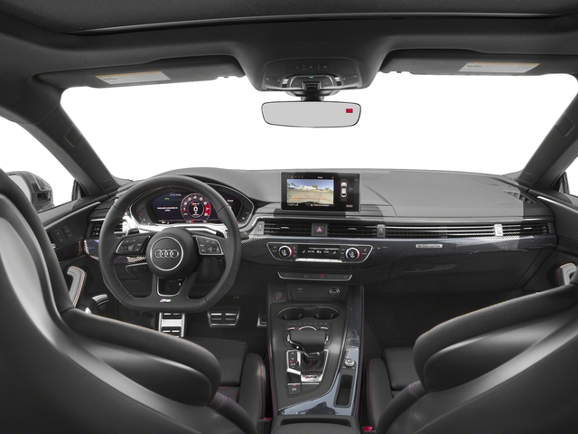 2018 Audi RS 5 Coupe Base Price 2.9 TFSI quattro tiptronic Pricing full dashboard