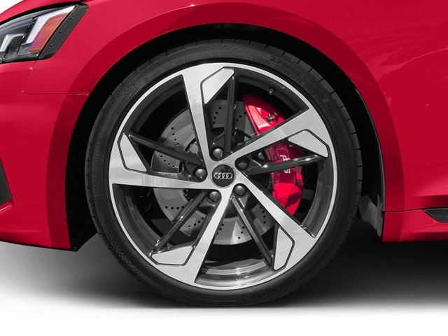 2018 Audi RS 5 Coupe Prices and Values Coupe 2D RS5 AWD wheel