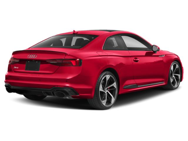2018 Audi RS 5 Coupe Prices and Values Coupe 2D RS5 AWD side rear view