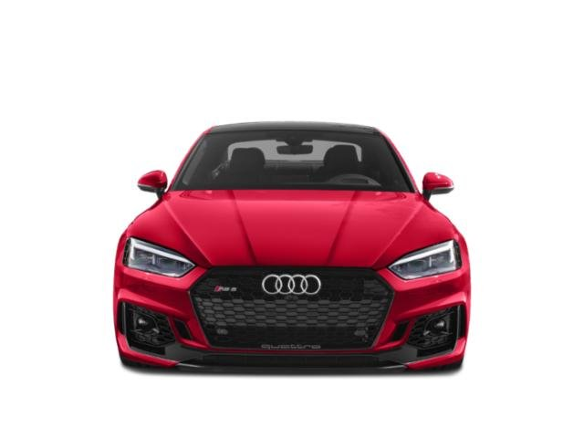 2018 Audi RS 5 Coupe Prices and Values Coupe 2D RS5 AWD front view