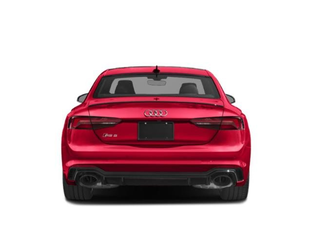 2018 Audi RS 5 Coupe Prices and Values Coupe 2D RS5 AWD rear view
