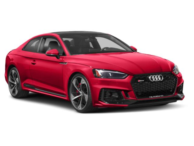 2018 Audi RS 5 Coupe Prices and Values Coupe 2D RS5 AWD side front view